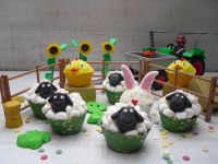 Mini-Cupcakes Rezept