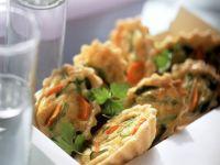 Mini-Quiches mit Gemüse Rezept