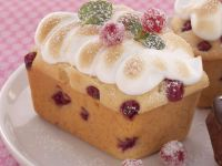 Mini-Rührkuchen mit Johannisbeeren Rezept