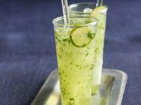 Minz-Limetten-Limo Rezept