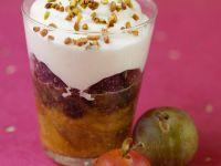 Mirabellen-Trifle Rezept