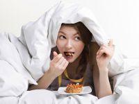 So vermeiden Sie den Mitternachtssnack