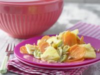 Möhren-Ananas-Salat Rezept