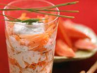 Möhren-Joghurt-Rohkost Rezept