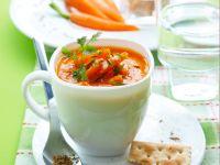 Möhren-Kümmelsuppe Rezept