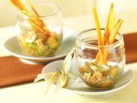 Möhren-Linsen-Salat mit Physalis Rezept