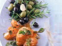 Möhren mit Oliven Rezept