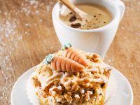 Möhren-Muffins Rezept