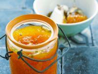 Möhren-Orangen-Konfitüre Rezept