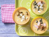 Möhren-Orangen-Suppe Rezept