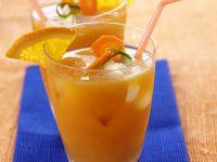 Möhren-Orangensaft Rezept