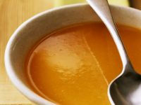Möhrensuppe Rezept