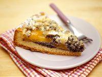 Mohn-Aprikosen-Kuchen Rezept