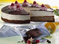 Mohn-Joghurt-Torte Rezept