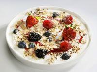 Müsli-Joghurt Rezept