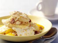 Müsli mit Joghurt und Früchten Rezept