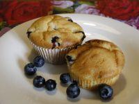 Muffin mit Heidelbeeren Rezept