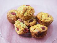 Muffins mit Cranberries Rezept