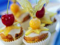 Muffins mit Früchten Rezept