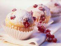 Muffins mit Johannisbeeren Rezept
