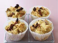 Muffins mit Kirschen und Datteln (Glutenfrei) Rezept