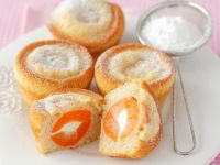 Muffins mit Mascarpone und Aprikosen Rezept