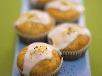 Muffins mit Mohn und Zitrone Rezept