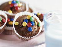 muffin schoko herzen rezept eat smarter. Black Bedroom Furniture Sets. Home Design Ideas
