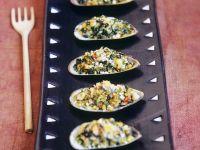Muscheln mit Couscous Rezept