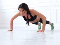 Muskeltraining klappt auch ohne Geräte