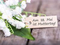 Muttertagsgeschenke: Alles für Mama