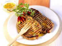 Nackenkoteletts vom Grill Rezept