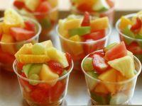 Netzmelonen-Rezepte