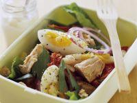 Nizza-Salat zum Mitnehmen Rezept