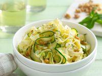 Nudeln mit Zucchini Rezept