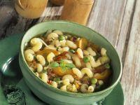 Nudelsuppe mit Gemüse Rezept