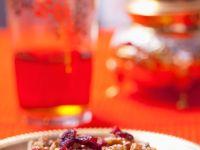 Nuss-Cranberrykuchen Rezept