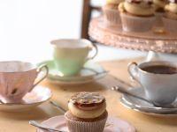 Nuss-Honig-Cupcakes Rezept