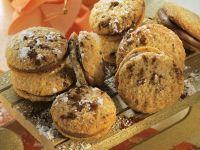 Nuss-Schoko-Kekse Rezept