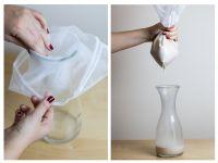 Nussmilchbeutel: Wie gut gelingt die Mandelmilch?
