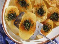 Ofengebackene Kartoffeln Rezept