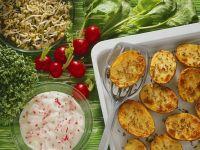Ofenkartoffeln mit Mascarponecreme Rezept