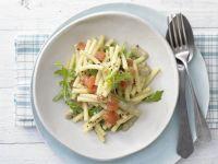 Oliven-Tomaten-Makkaroni Rezept