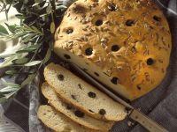 Olivenbrot Rezept