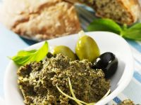 Olivenpaste Rezept
