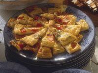 Omelett italienische Art Rezept