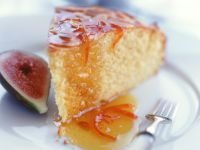 Orangekuchen Rezept