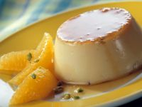 Orangen-Creme-Caramell Rezept