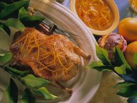 Orangen-Ente Rezept