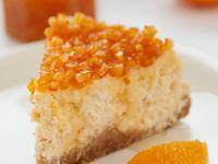 Orangen-Käsekuchen Rezept